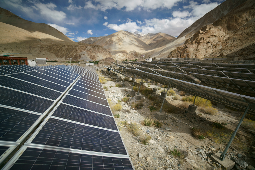Progress Report: India is powering towards a low-carbon future