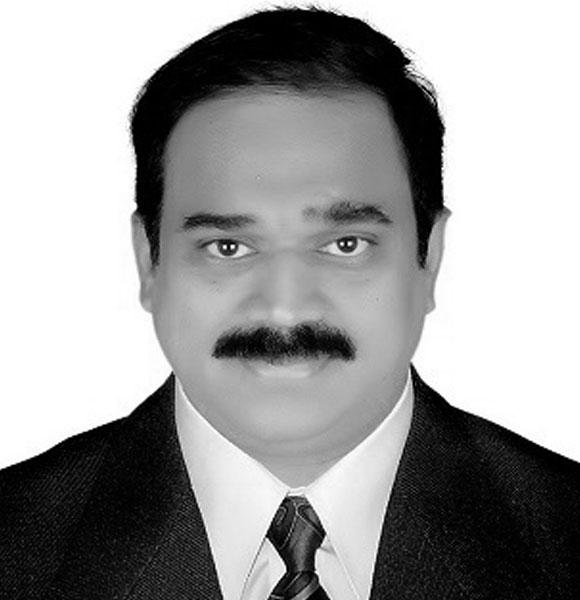 Arvind Bodhankar headshot