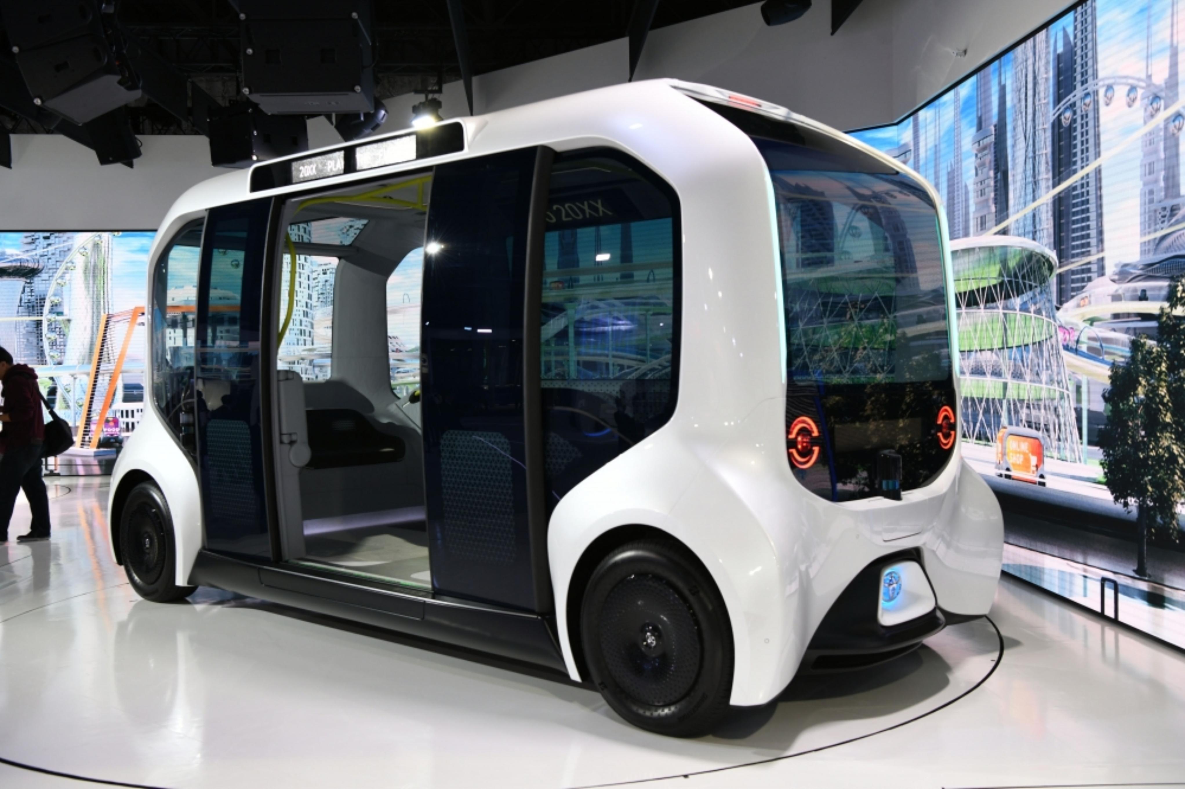 Tokyo Motor Show: Spotlight on the zero-carbon transport future