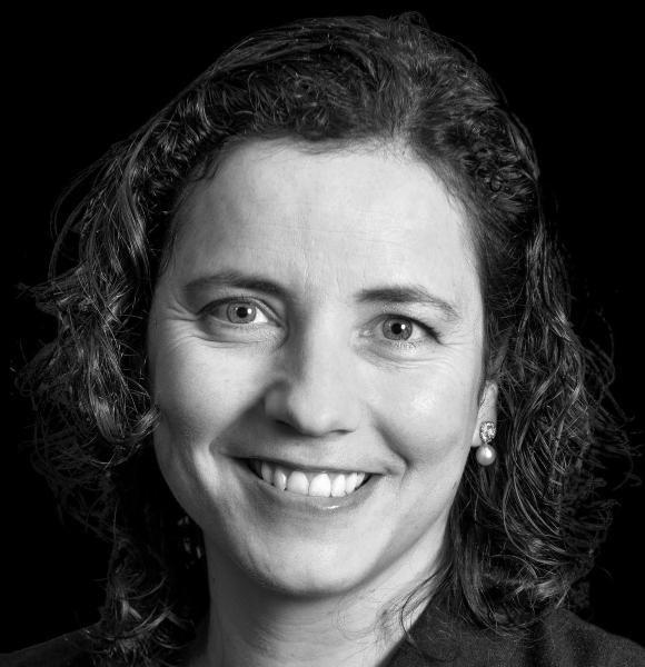 María Mendiluce headshot